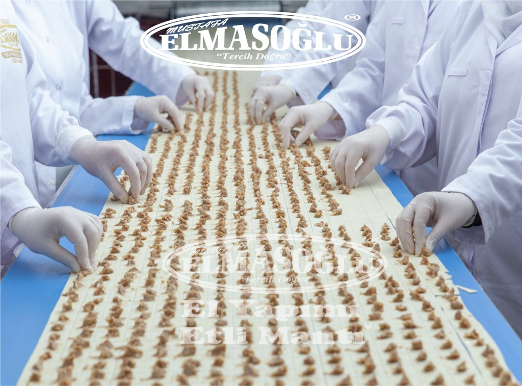 Elmasoğlu Mantı Üretim Tesisi 2 El Yapımı Etli Mantı Üreticisi