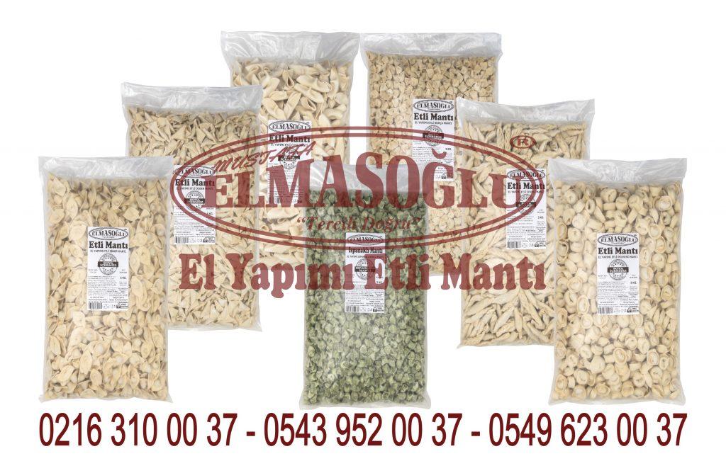 ELMASOĞLU ETLİ ÇITIR  MANTI 3 El Yapımı Etli Mantı Üreticisi