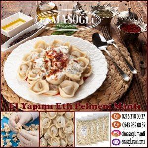 hazır mantı pişirme tarifi 1 El Yapımı Etli Mantı Üreticisi
